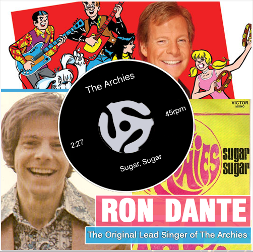 Ron Dante (original lead singer of The Archies)