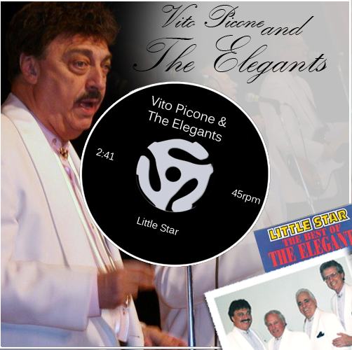 Vito Picone and The Elegants