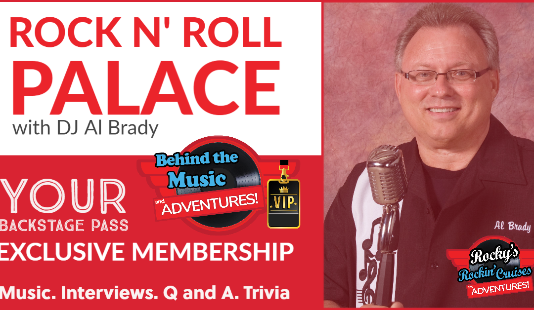 Rock n Roll Palace SPECIAL with Fred Bronson