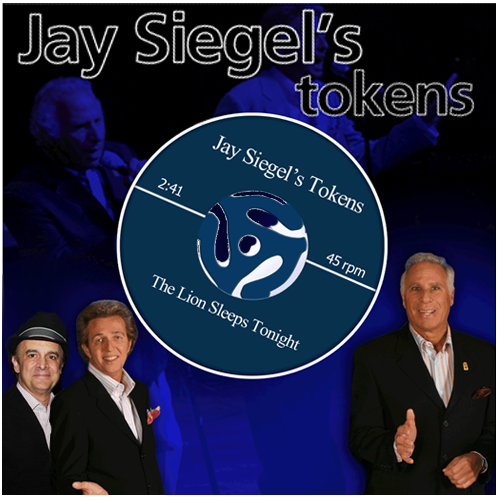 Jay Siegel's Tokens
